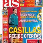 As: Casillas riceve offerte