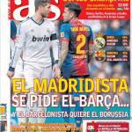 As: Il madridista chiede il Barcellona…