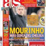 As: Mourinho più vicino al Chelsea