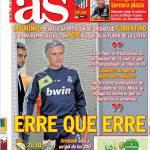 As: Mourinho sfida la richiesta di unità di Perez e…
