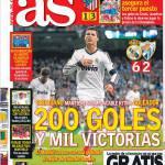 As: 200 gol e mille vittorie