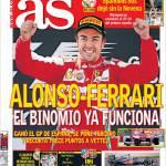 As: Alonso-Ferrari, il binomio funziona