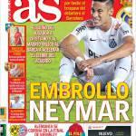As: Pasticcio Neymar