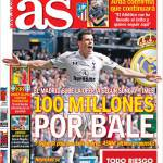 As: 100 milioni per Bale