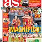 As: Magnifico, questa è la Spagna