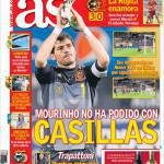 As: Mourinho ha fallito con Casillas