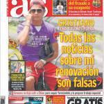 """As: Ronaldo """"Tutte le notizie sul rinnovo sono false"""""""