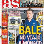 As: Bale non vola a Monaco