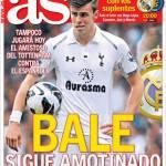 As: Bale continua l'ammutinamento
