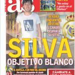 As: Silva obiettivo Blanco