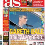 As: Bale, obiettivo derbi