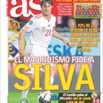 As: Il madridismo chiede Silva