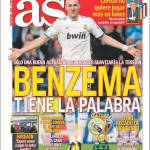 AS: Benzema ha la parola