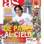 As: Da Parigi al cielo