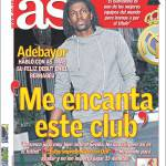 As: Adebaboy, questo club mi rende felice