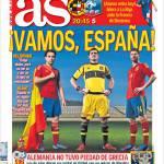 As: Andiamo Spagna!