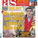 AS: Dino Zoff elogia il capitano della Roja