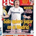 """As: """"Voglio giocare nel Real Madrid"""""""