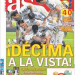 As: Decima in vista