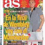 """As: """"Nella finale di Wembley sto con il Manchester"""""""