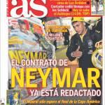 As: Il contratto di Neymar è stato scritto