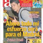 """As: """"Ora tutti i miei sforzi saranno per il Real Madrid"""""""