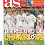 As: Un record da campioni