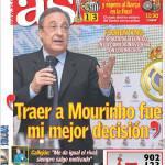 """As: Perez """"Portare Mourinho è stata la mia miglior decisione"""""""