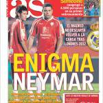 As: Enigma Neymar