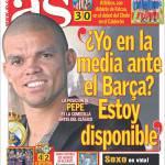 """As: """"Io a centrocampo contro il Barcellona? Sono disponibile"""""""