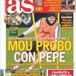 As: Mourinho ha provato Pepe