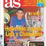 As: Il Real Madrid spera che Maicon non parta il 29 luglio a Los Angeles con l'Inter