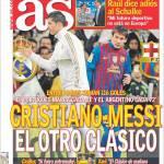 As: Ronaldo-Messi, l'altro Classico