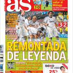 As: Remontada de leyenda