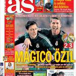 As: Magico Ozil
