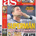 As: Superman pronto per il Manchester