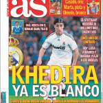 "As: Khedira è un ""Blancos"""