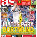 AS: Pronto per Dortmund