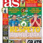 AS: Rispetto per l'Uruguay