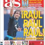 As: Raul, Raul, Raul!