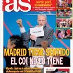 AS: Madrid ha un senso, il Comitato Olimpico no!