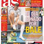 As: E' il giorno sognato per Bale