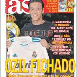 As: Ozil acquistato