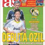 As: Debutta Ozil