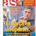 "As: Mourinho ""Champions difficile con Ibrahimovic e Robinho"""
