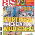 As: Il Portogallo viene per Mourinho