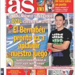 """As: Ozil """"Il Bernabeu pronto ad applaudire il nostro gioco"""""""