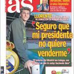 """As: Llorente """"Sono sicuro che il mio presidente non vorrà vendermi"""""""