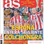 """As: Mourinho """"Voglio vincere la Champions e un giorno allenare un grande club spagnolo"""""""