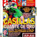 As: Casillas guanto d'oro